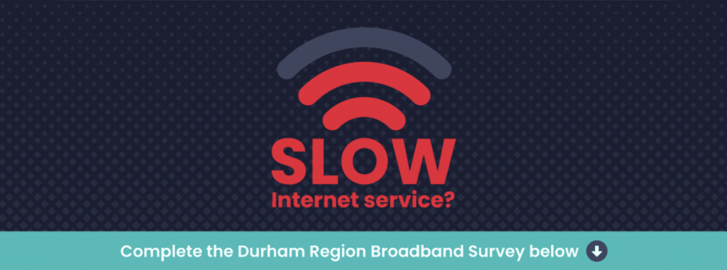 Durham Broadband Survey