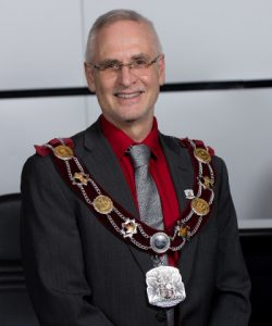 Mayor Adrian Foster